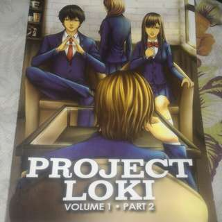Project Loki volume 1 part 2