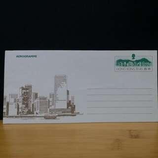英屬 香港 郵簡