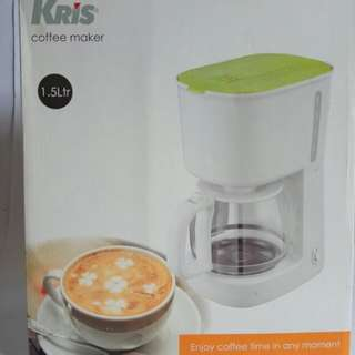 Kris - Coffee makers