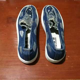 Maong Shoes