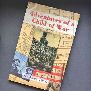 Adventures of a Child war (nice story🔥)
