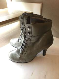 Winter boots (leather)