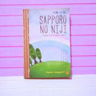 Novel Sapporo no Niji