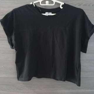 Black Hanging Top