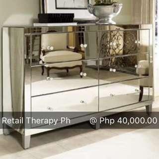 Pre Order Mirrored Cabinet