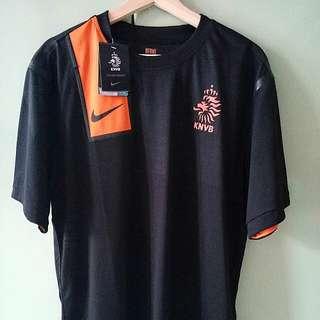 KNVB jersey black
