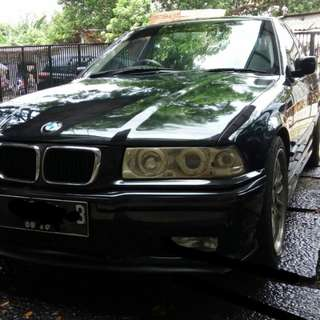 Bmw e36 m52 320 tahun 1995 manual