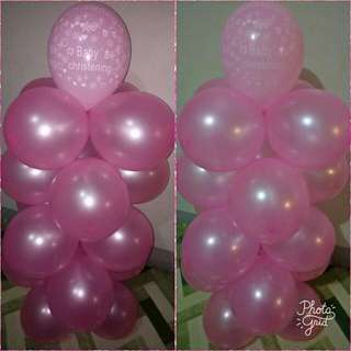 Metallic Balloons Sample
