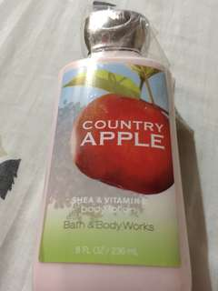 Authentic Bath&Body Works Lotion Country Apple