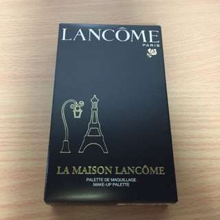 Lancôme Paris Make Up Palette Eyeshadow Blush.