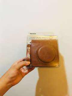 Instax Mini Leather Case