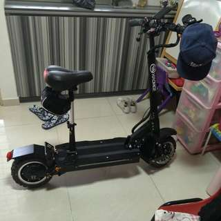 Escooter 2400W 60V