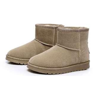 MUJI winter boots
