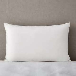 White Fluffy Pillows Two for 500
