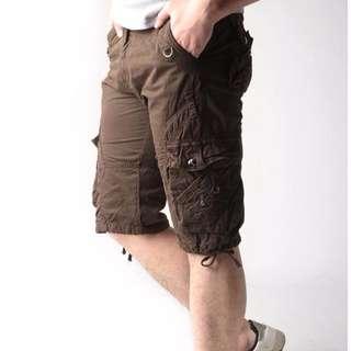 6-pocket Cargo Shorts