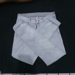 MANGO Skinny Ripped Jeans