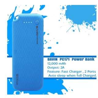 SALE❗️❗️❗️BAVIN  YOUNG POWER 12000mah P1,300 price sa malls