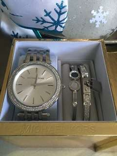 MK Darcy set, luxury watches,designer watches