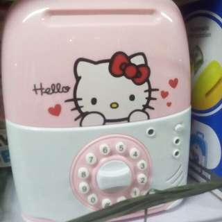 Hello kitty Machine
