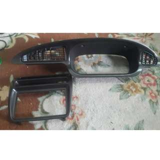 Panel trim CF utk dashboard L5