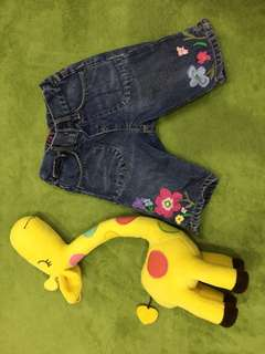 Jeans for baby- suitable for 18-24 mo and up . PM if interested