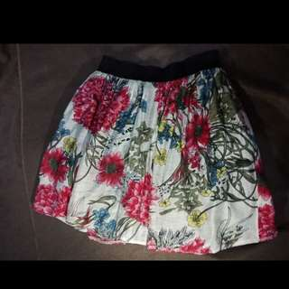 Floral skirt (for two)