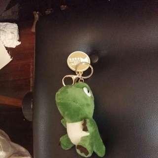 新濠影滙Studio City恐龍Dinosaur鎖匙扣Key chain