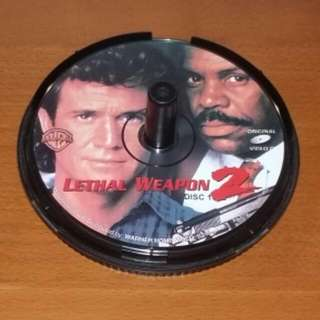 Lethal Weapon 2 VCD