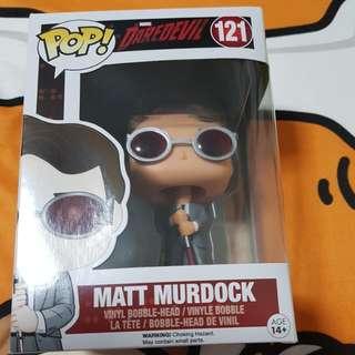 Funko Pop Matt Murdock Daredevil