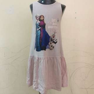 6-8yo H&M Frozen Dress