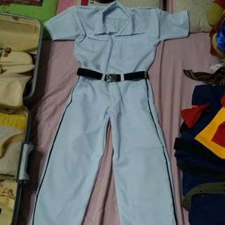 Pilot Set Costume (6to9yrs old)