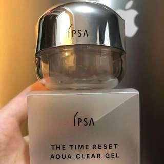 💖IPSA😍生肌水凝啫喱 ✨The Time Reset Aqua Clear Gel🚰