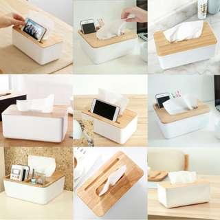面紙收納盒