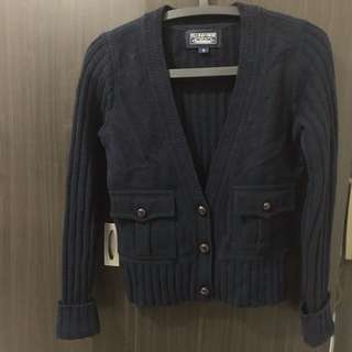 🚚 POLO羊毛針織外套