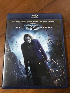 The Dark Knight - Blu-ray 2disc