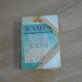 Kamus (English-BM)