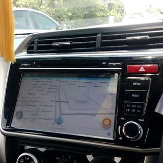 Honda City 2014 Android Player
