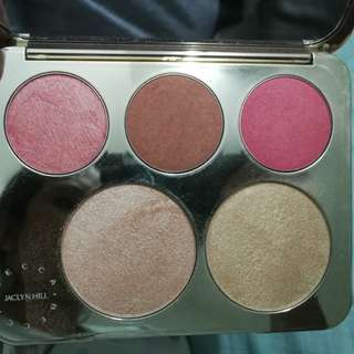Becca x Jaclyn Hill highlighter palette
