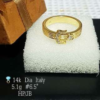 ITALY DIAMOND RINGS