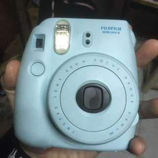 富士 mini8 藍