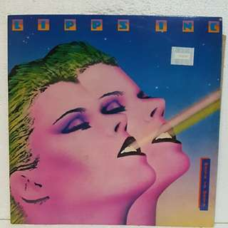 Reserved: Lipps Inc - Mouth To Mouth Vinyl Record