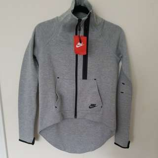 Nike Grey Fleece Sweater XS