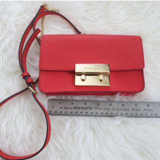 EUC Michael Kors Chain Wallet
