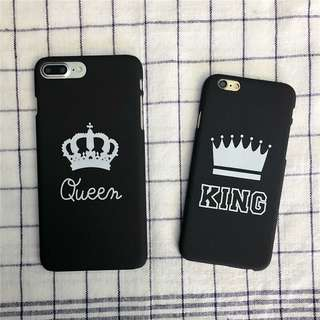 King and Queen Case
