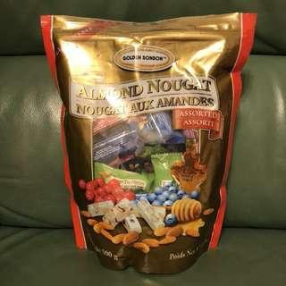 全新 加拿大 鳥結糖 雜錦口味 500g
