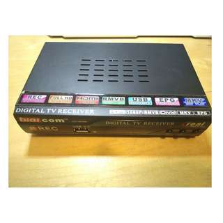 Biai 韓國 DTR-788 高清數碼接收器