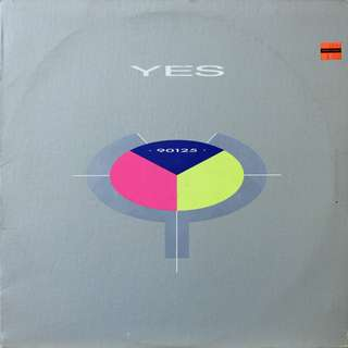 YES Vinyl LP, used, 12-inch original (mostly USA) pressing