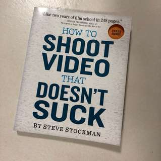 Videography book