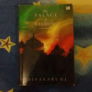 Novel The Palace of Illusions