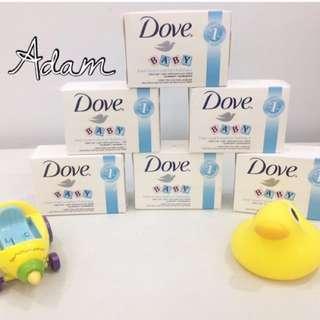 Dove BABY bar soap